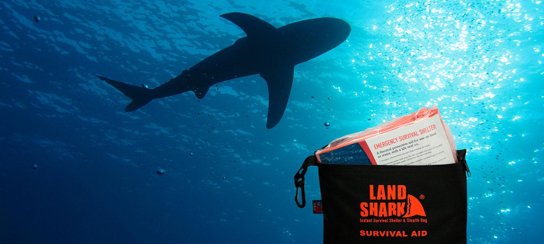 Our Work: Land Shark Social Media Campaign