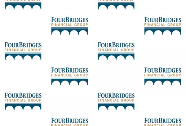 Our Work: FourBridges Financial Group Branding
