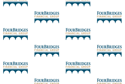 Our Work: FourBridges Financial Group Branding