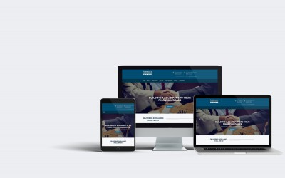 Our Work: FourBridges Financial Group Website