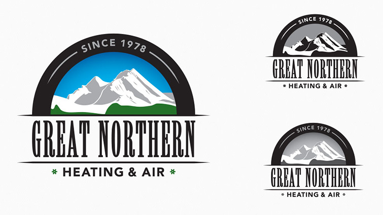 Great Northern Heating & Air style guide