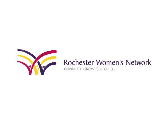Rochester Women's Network logo.